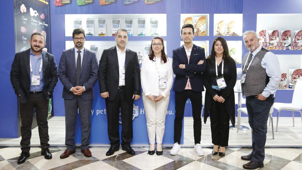 Farmina Pet Foods Türkiye, 3. TuVECCA Kongresi'nde hekimler ile buluştu