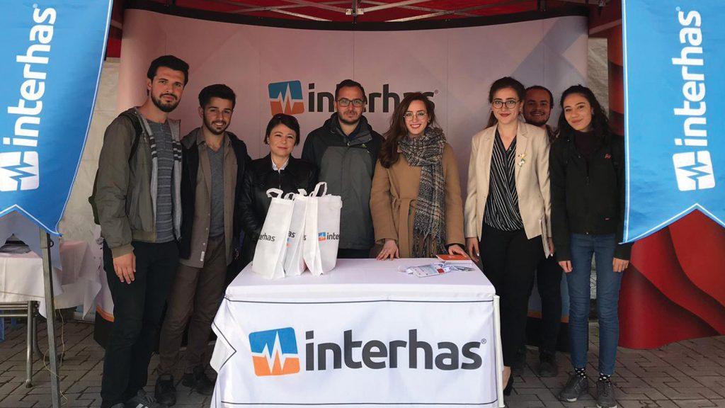 İnterhas A.Ş. geleceğin hekimlerini destekliyor