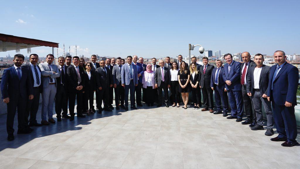 İnterhas A.Ş., 2019  İlk Yarı Değerlendirme Toplantısı Ankara'da yapıldı
