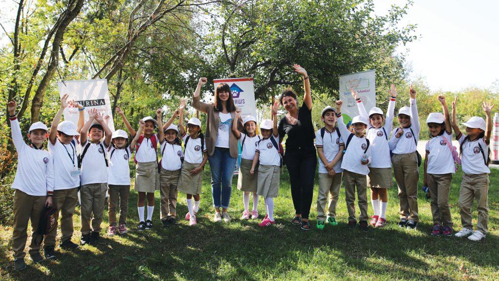 Nestlé Purina PetCare sponsorluğunda BUPaws ziyareti gerçekleştirildi