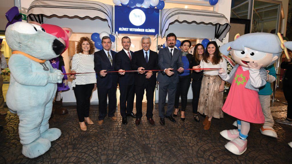KLİVET Veteriner Kliniği KidZania İstanbul'da açıldı