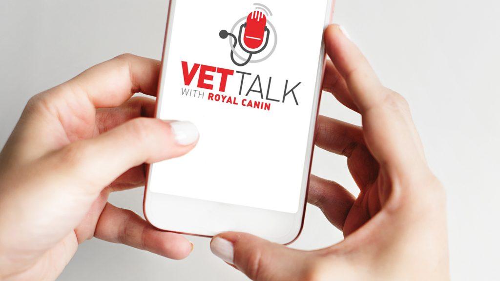 'Vet Talk with Royal Canin'  podcast serisi yayın hayatına başladı!