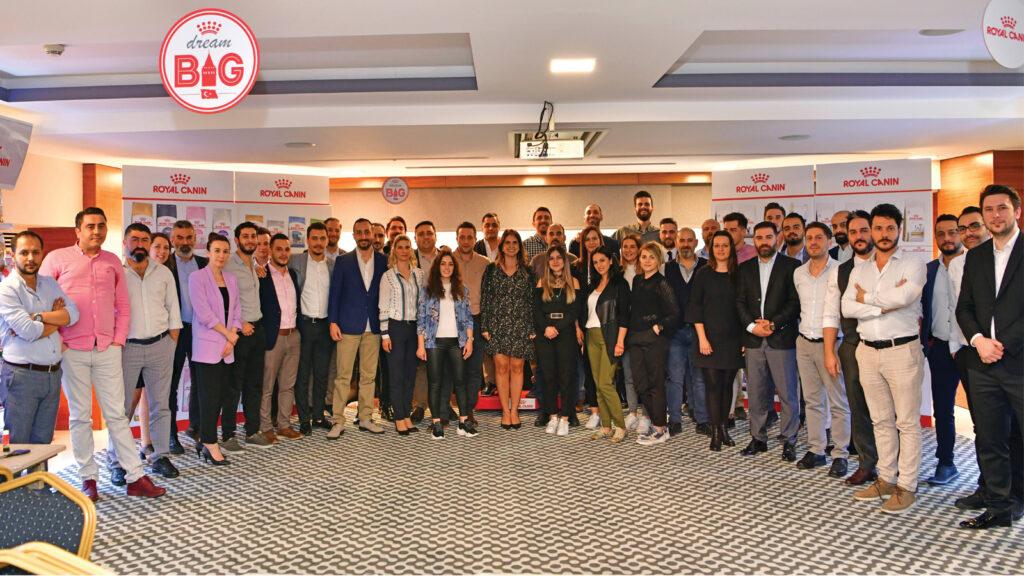 Zirveye Yolculuk:  Royal Canin Türkiye Satış ve Pazarlama Toplantısı İstanbul'da gerçekleştirildi