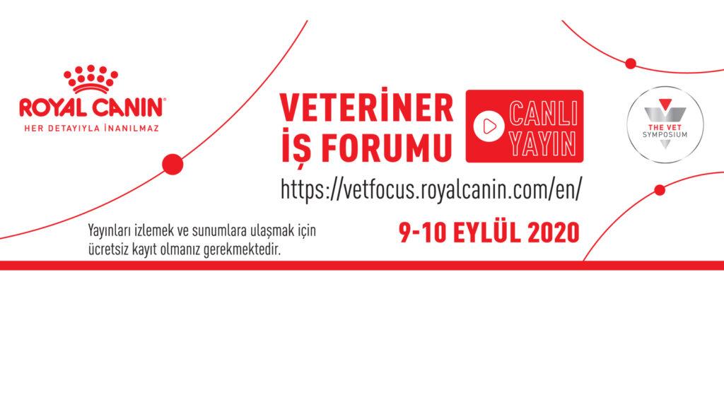 Royal Canin Veteriner İş Forumu, evlerimize konuk oluyor